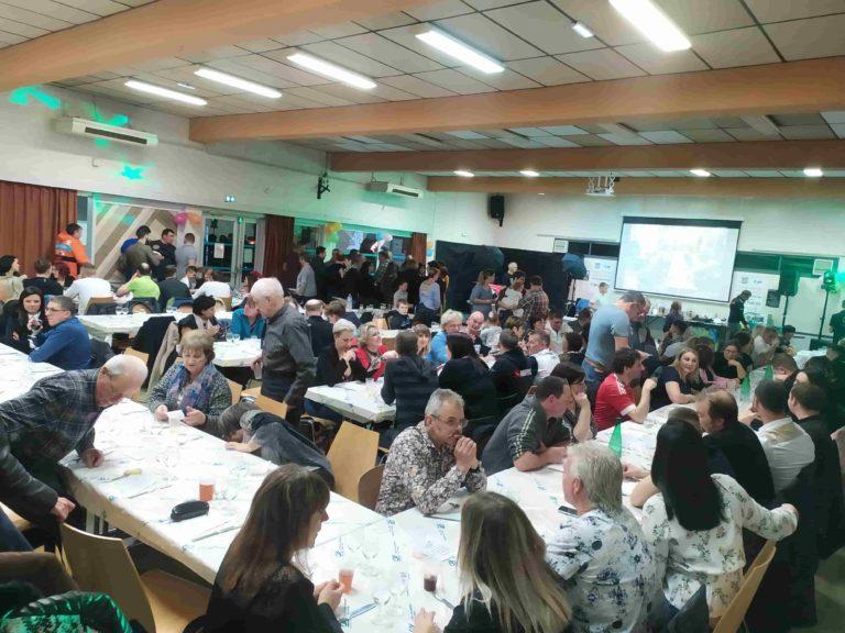 Évènement soirée tartes flambées jusqu'450 personnes avec Captain Flamms 68 Wittenheim